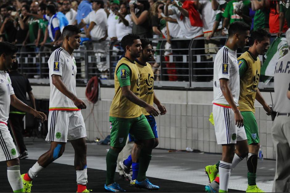 México inició la Copa Oro con una goleada sobre Cuba pero no pudo anotarle a Guatemala