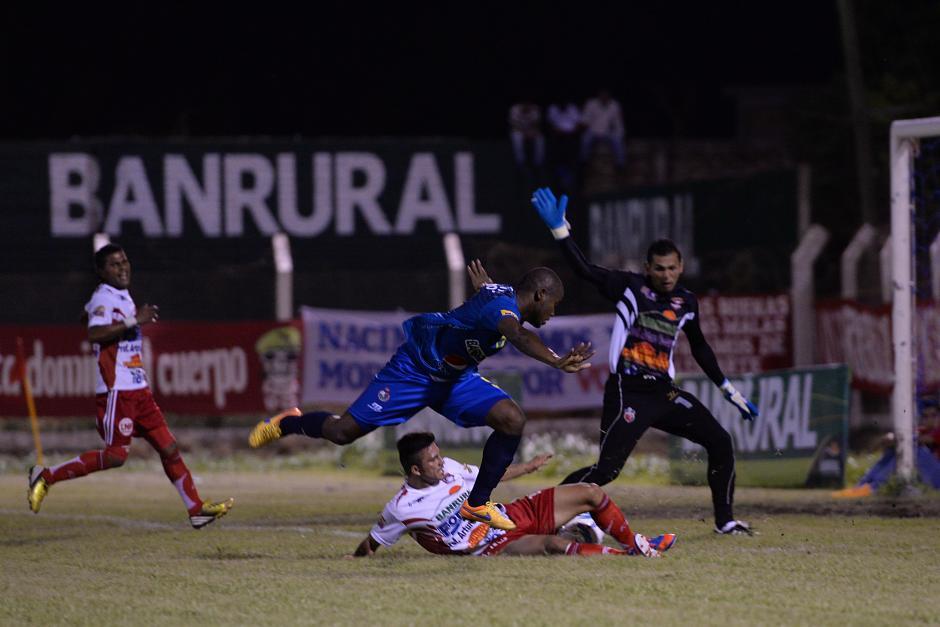 Mictlán, recién ascendido a la Liga Mayor, debutó con triunfo en el Apertura 2015.(Foto: Nuestro Diario)