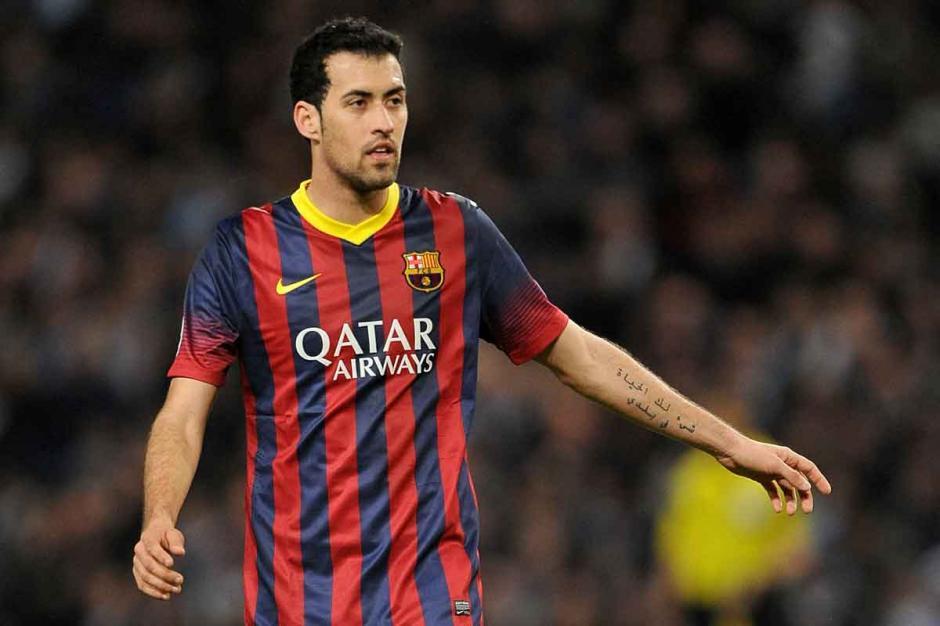 Sergio Busquets tiene un muy buen contrato en el Barsa.  (Foto: Twiter)