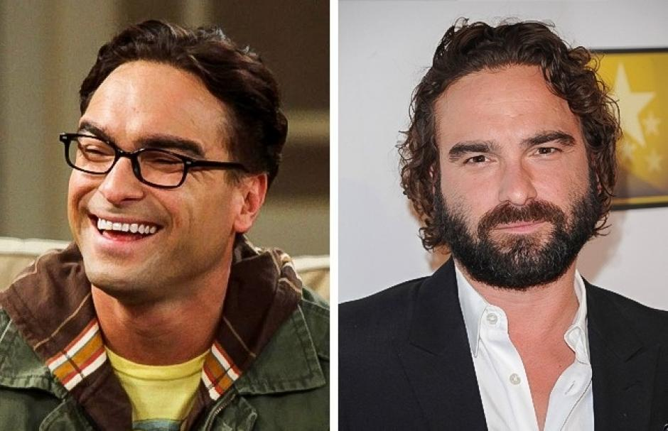 Leonard Hofstadter  es Johnny Galecki.The Big Band Theory. (Foto: elsalvador,com)