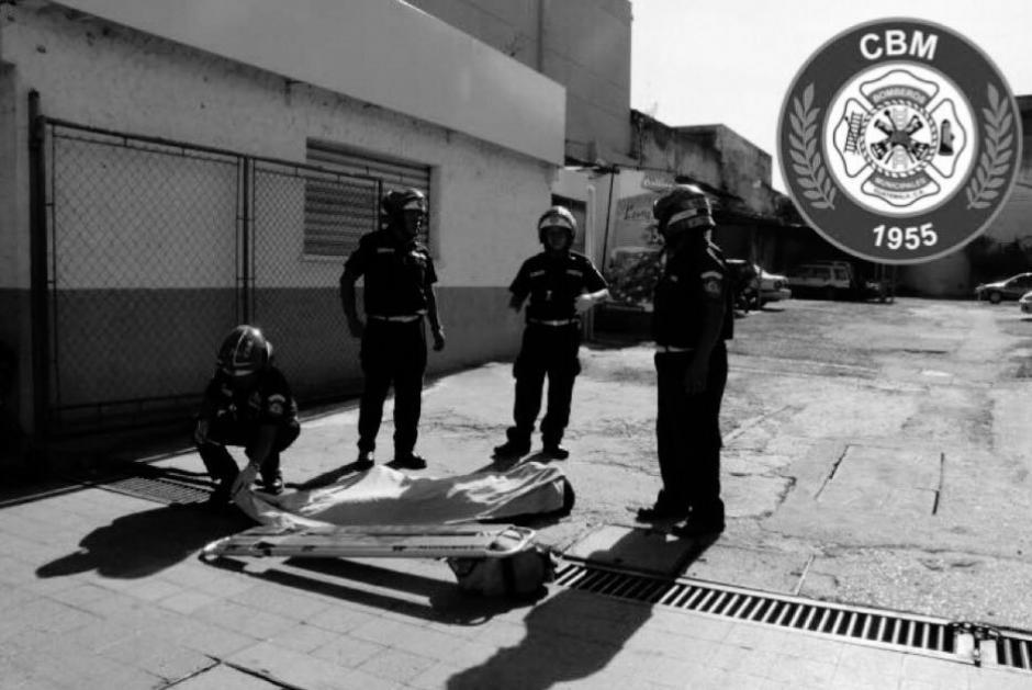 Un menor de edad falleció en el lugar. (Foto: Bomberos Municipales)