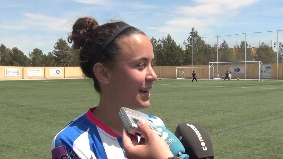 El Lorca femenino está en el primer lugar de la segunda división, pero buscan recursos para mantenerse. (Foto: YouTube)
