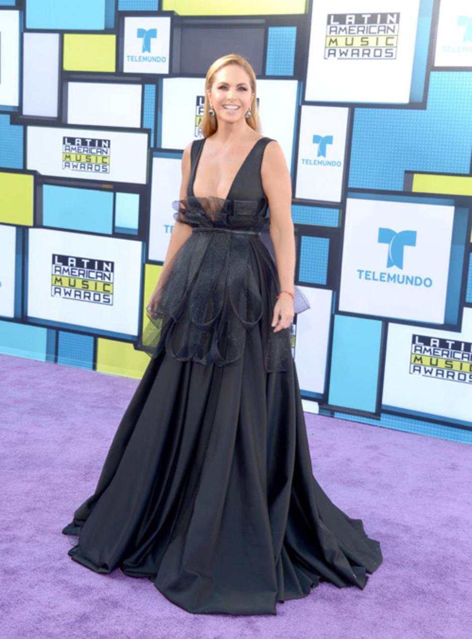 La presentadora, actriz y cantante Lucero. (Foto: Telemundo)
