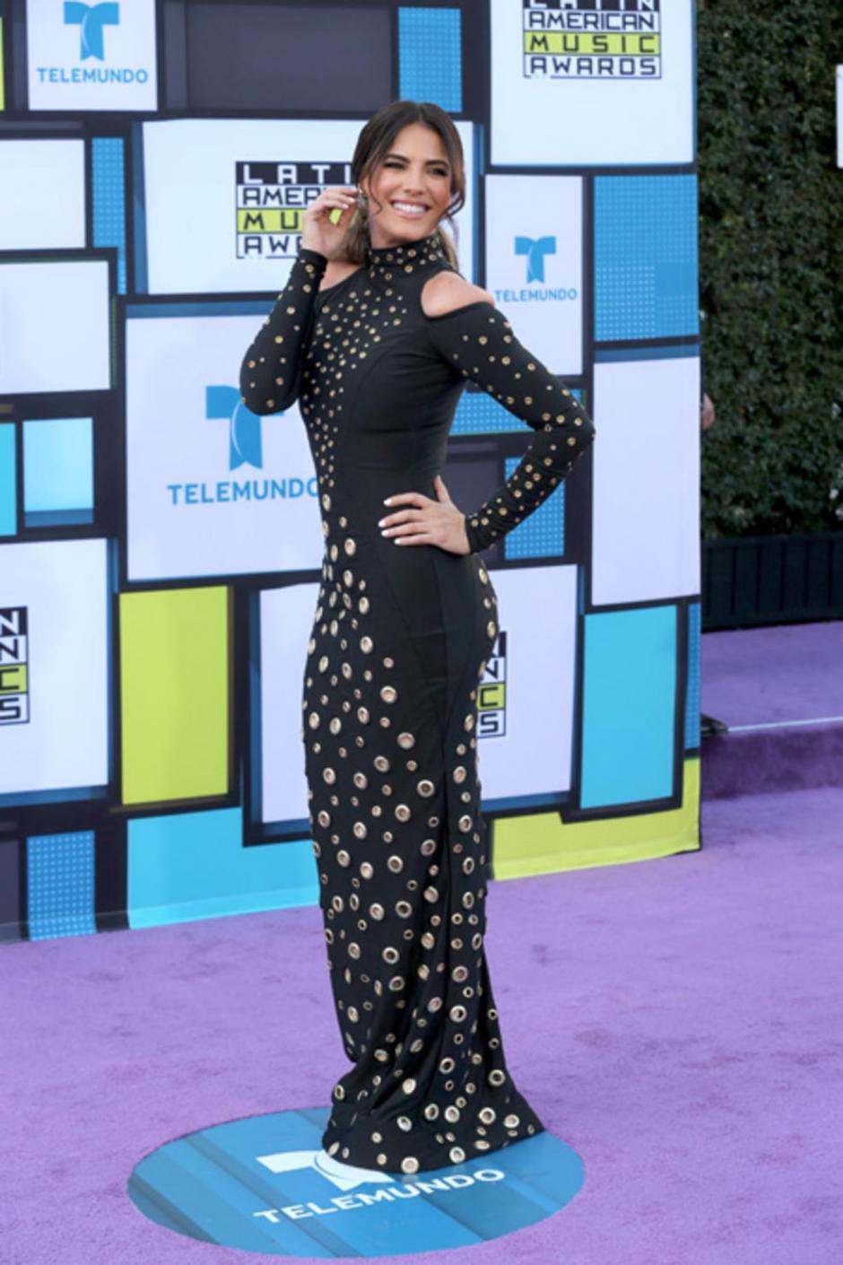 La modelo y actriz Gaby Espino. (Foto: Telemundo)