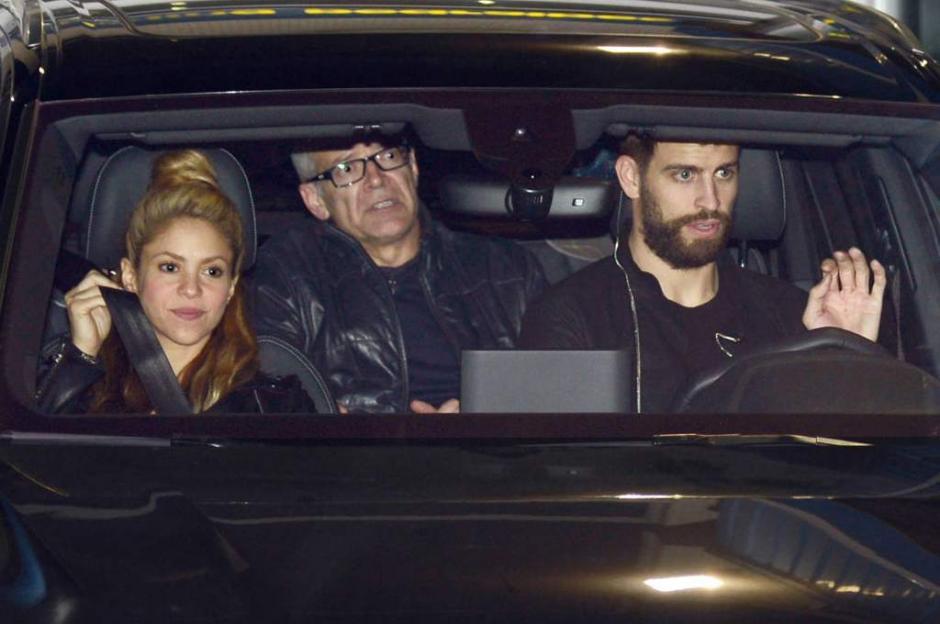 Shakira ha cancelado sus compromisos por el estado de salud de su hijo Sasha. (Foto: laprensa.hn)