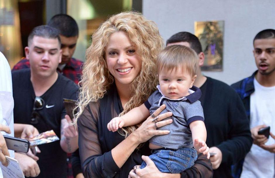 Al principio se rumoraba que se trataba de Milan, el hijo mayor de Shakira quien estaba mal de salud. (Foto: laprensa.hn)