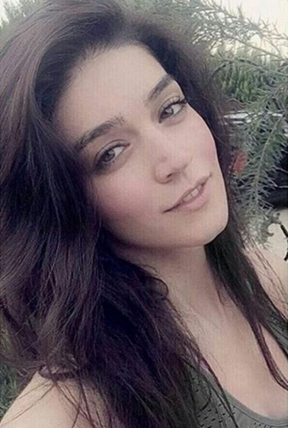 Shabnam Molavi también fue encarcelada por sus fotografías de Instagram. (Foto: Infobae)
