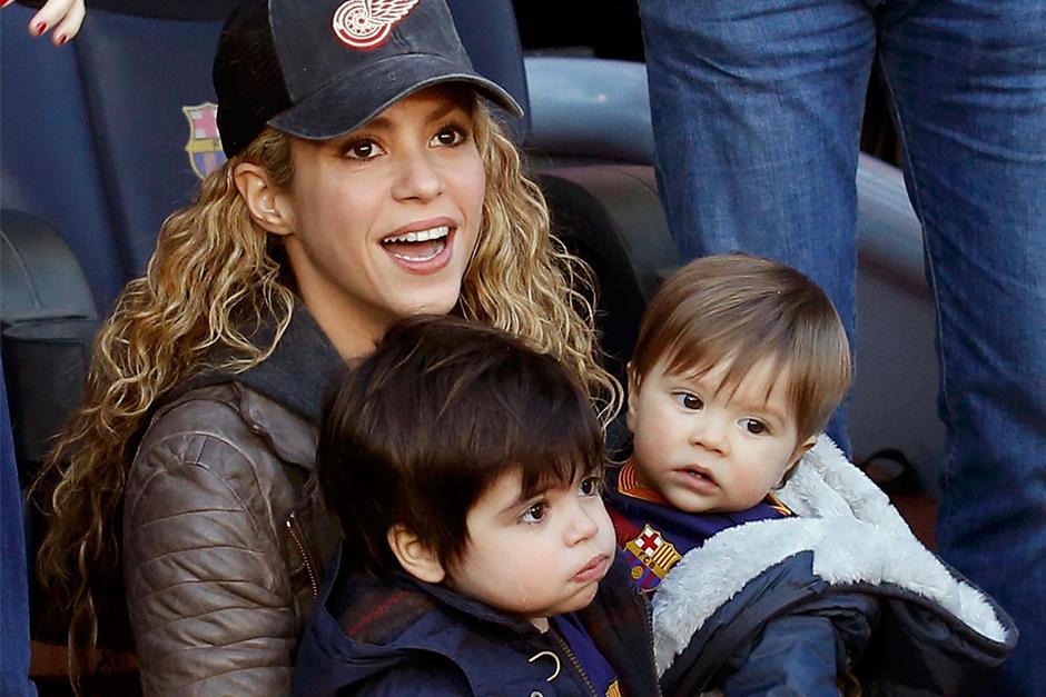 Shakira afirma que le gustaría tener muchos hijos. (Foto: Archivo)