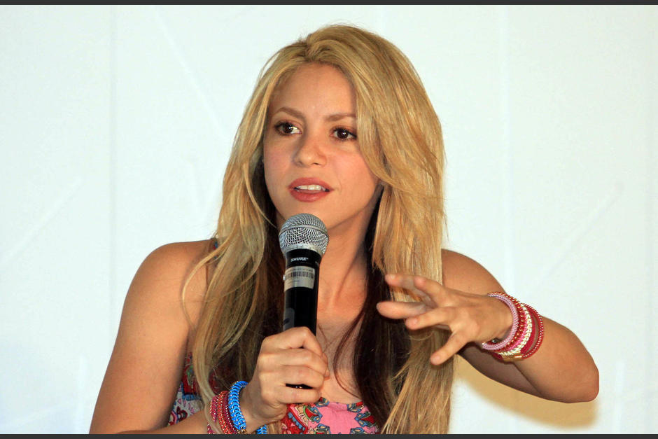 Shakira visitó su natal Barranquilla para grabar un video junto a Carlos Vives. (Foto: EFE)