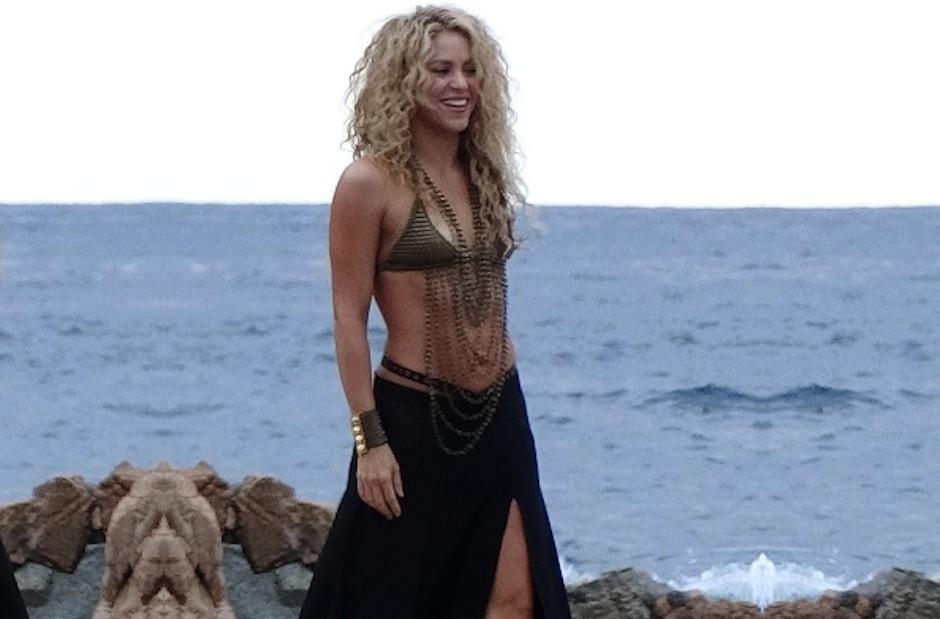 Shakira estrena un baile muy peculiar. (Foto: vogue.es)