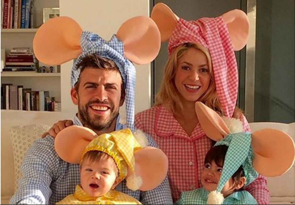 Piqué dice que Shakira es la mujer de su vida, a pesar que no tienen planes de boda. (Foto: Instagram/Gerard Piqué)