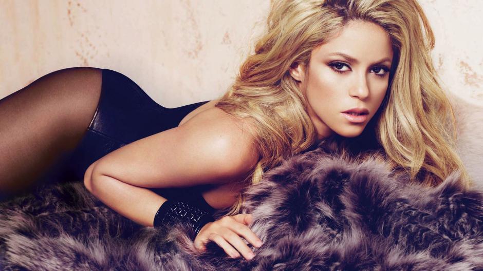Shakira, pareja de Piqué. (Foto: vistazo.com
