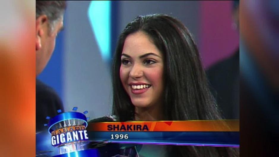 """Su tema """"Estoy Aquí"""" la lanzó a la fama en 1996. (Imagen: captura de YouTube)"""