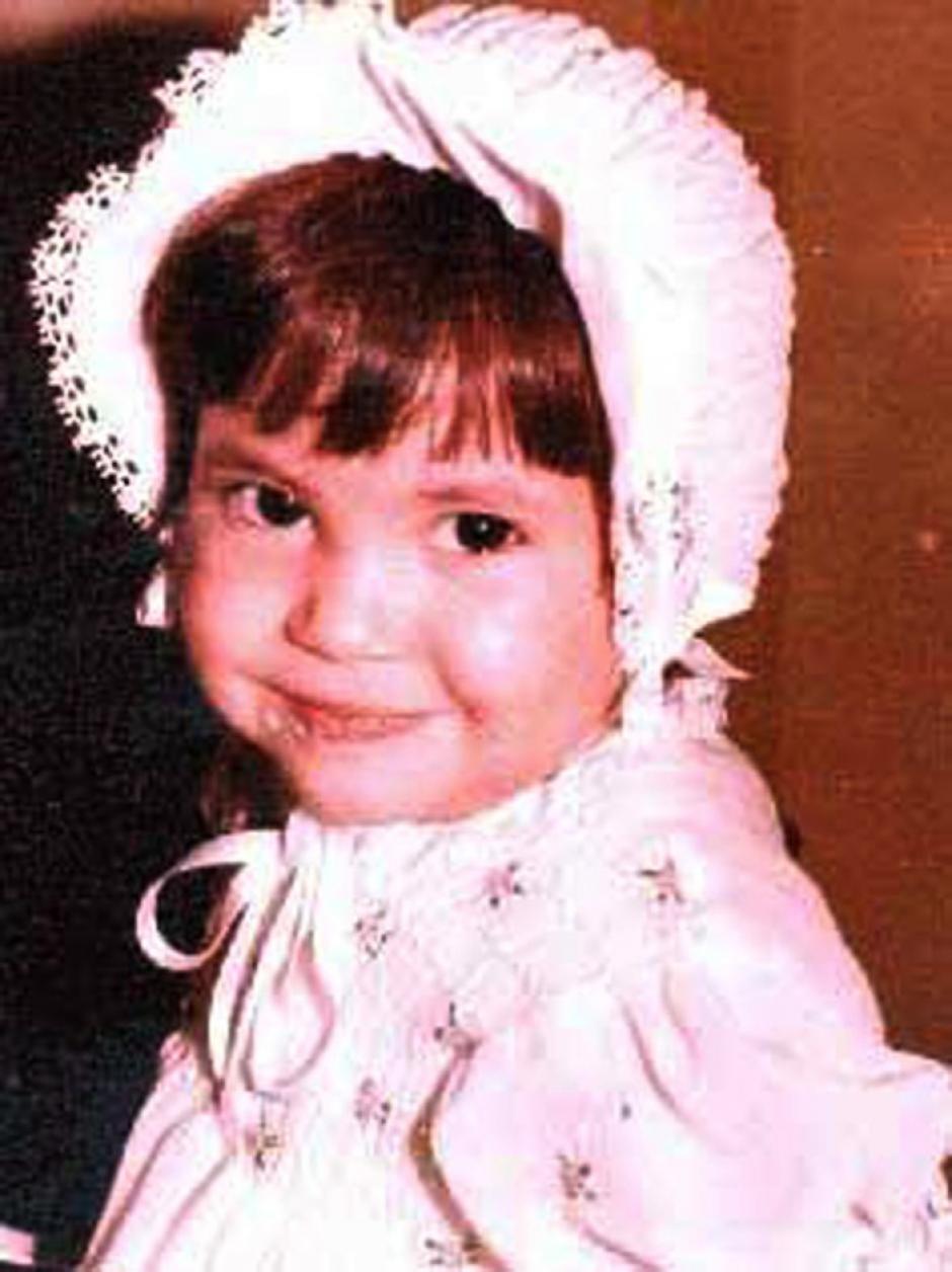 Este bodoque es Shakira con un año de edad. (Foto: cosas.com.ec)