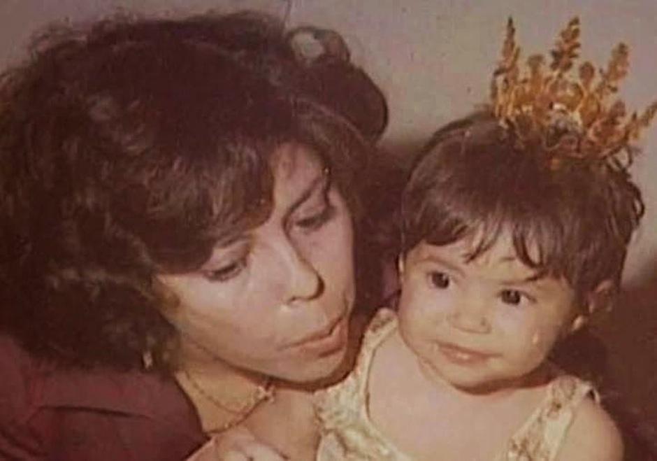 Su mamá siempre la vio como una reina. (Foto: shakira barranquilla)