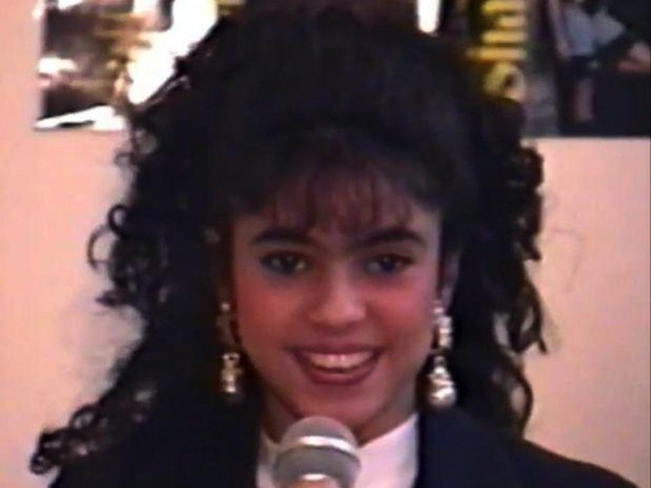 """A los 13 años presentó su disco """"Magia"""". (Imagen: captura de YouTube)"""