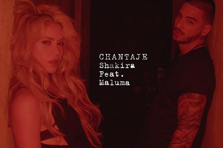 Chantaje es el nombre de esta entrega. (Foto: Shakira)