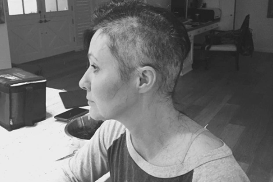 Casi 13 mil mensajes de apoyo son los que ha acumulado la actriz Shannen Doherty en su Instagram. (Foto: Instagram)