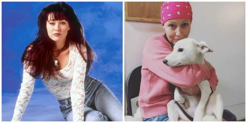 """Shannen Doherty interpretaba a """"Brenda Walsh. (Foto: El Salvador.com)"""