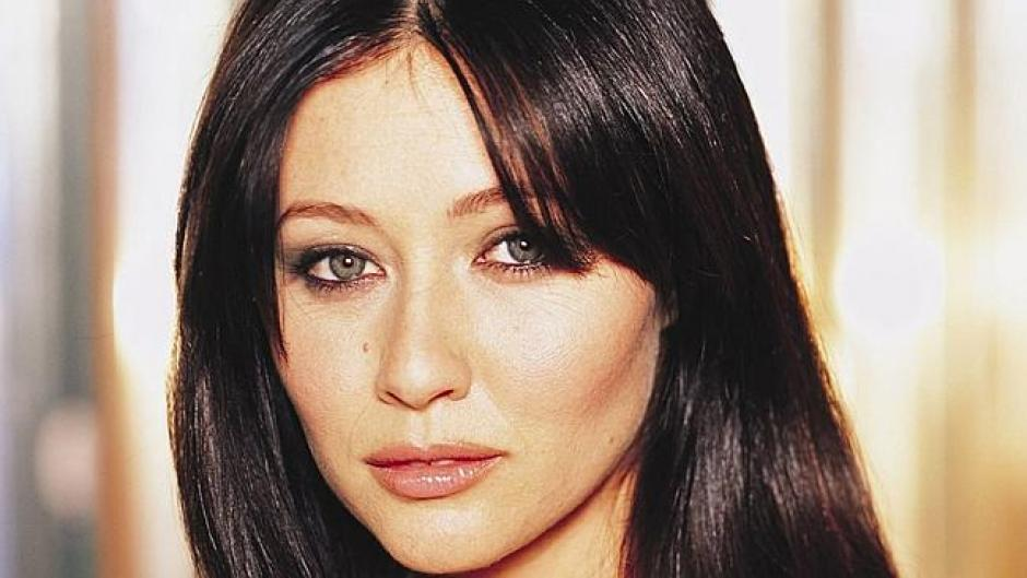 Shannen Doherty personificó a Brenda Walsh en la serie Beverly Hills 90210. (Foto: cloudpix.co)