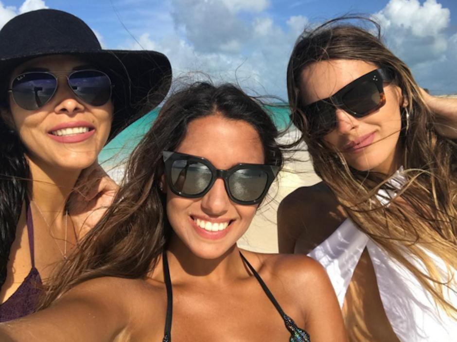 Shannon De Lima luce muy feliz luego de la ruptura. (Foto: Instagram)