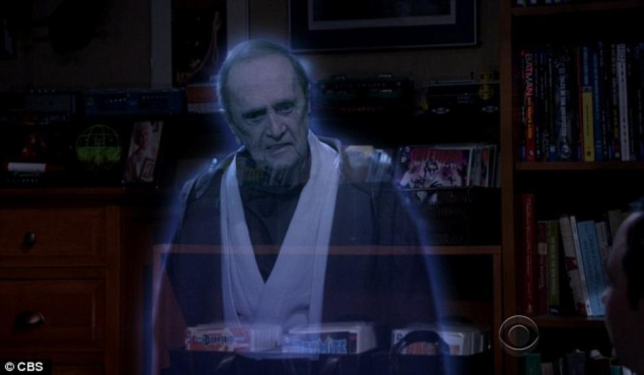El profesor Proton se asegura de que Sheldon esté bien en todo momento.(Foto: Daily Mail)