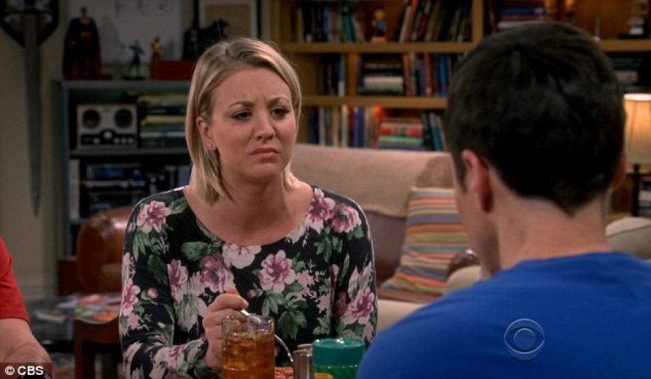 La idea surgió de Penny, quien convence a Sheldon de celebrar el cumpleaños de Amy.(Foto: Daily Mail)