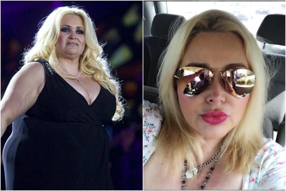 La actriz ha tenido un cambio radical en su apariencia. (Foto: Instagram/Sheyla Tadeo)