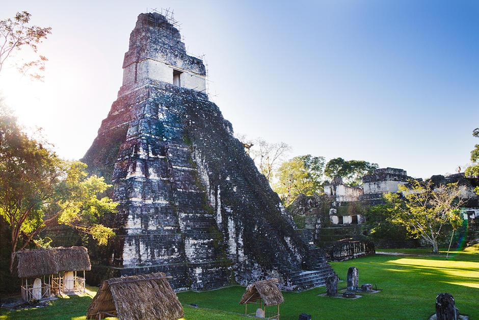 Tikal es uno de los mayores yacimientos arqueológicos y centros urbanos de la Civilización Maya precolombina. (Foto: shutterstock)