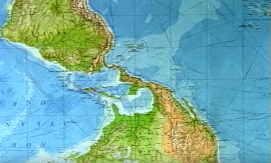 En ella habla de si fuese América Latina la potencia mundial en lugar de Norteamérica. (Foto: Youtube)