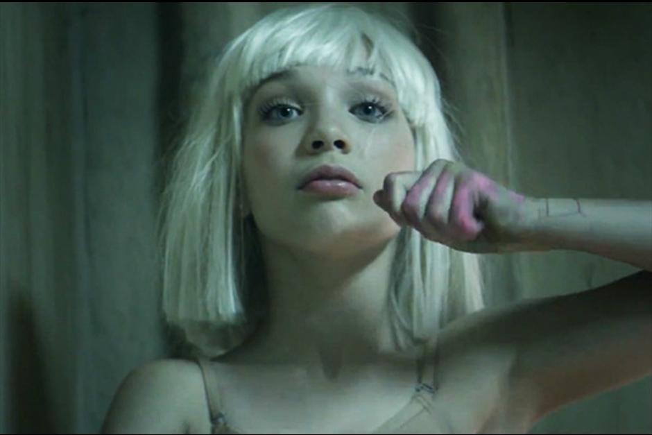 Maddie participó en los últimos cuatro video de Sia. (Foto: YouTube)