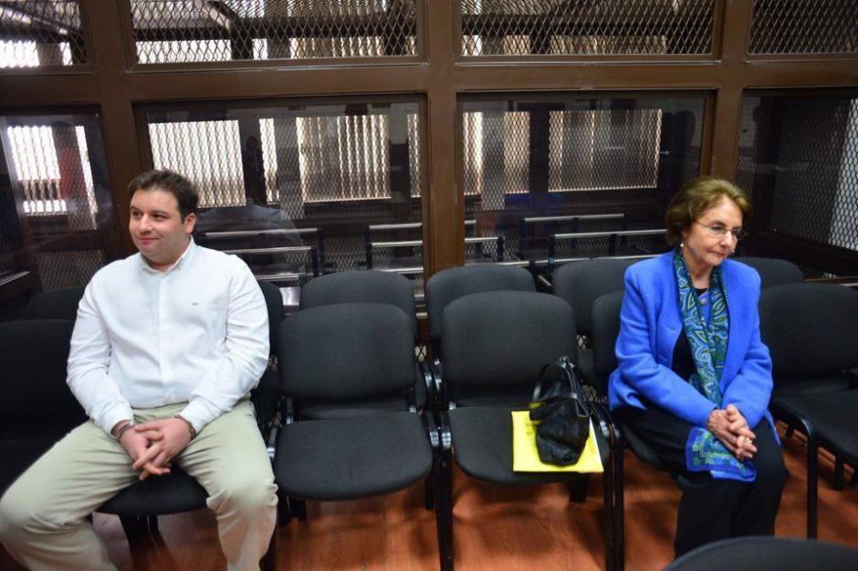 El Ministerio Público presentó formalmente la acusación en el Juzgado B de Mayor Riesgo. (Foto: Jesús Alfonso/Soy502)