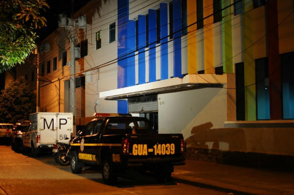 El Ministerio Público no ha ofrecido detalles sobre el hecho. (Foto: Alejandro Balan/Soy502)