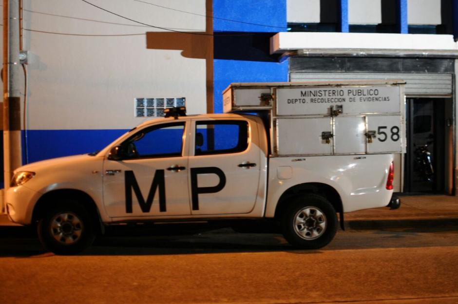 El Ministerio Público allanó las oficinas del sistema SIGA. (Foto: Alejandro Balan/Soy502)