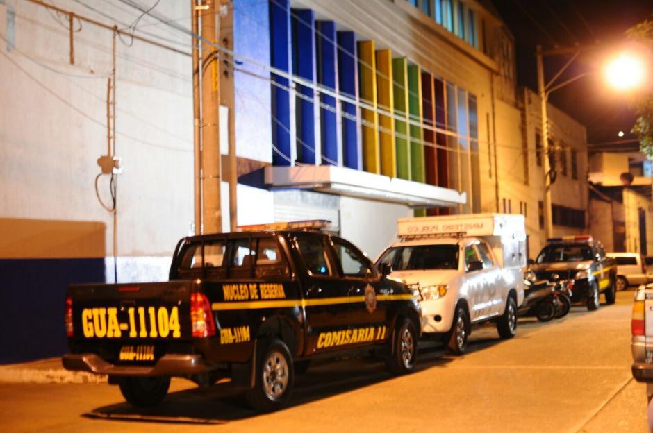 Las oficinas centrales de SIGA se ubican en la zona 4. (Foto: Alejandro Balan/Soy502)