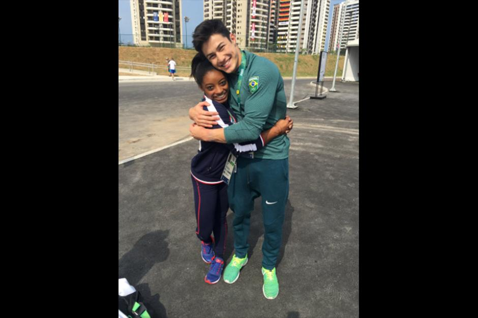 Arthur Nory Mariano afirma que es novio de Biles desde hace muchos años. (Foto: Instagram)