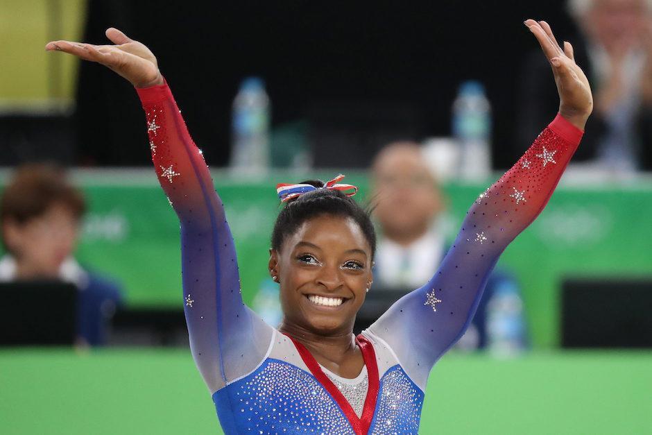 Simone Biles tuvo una muy exitosa participación en las olimpiadas. (Foto: EFE)