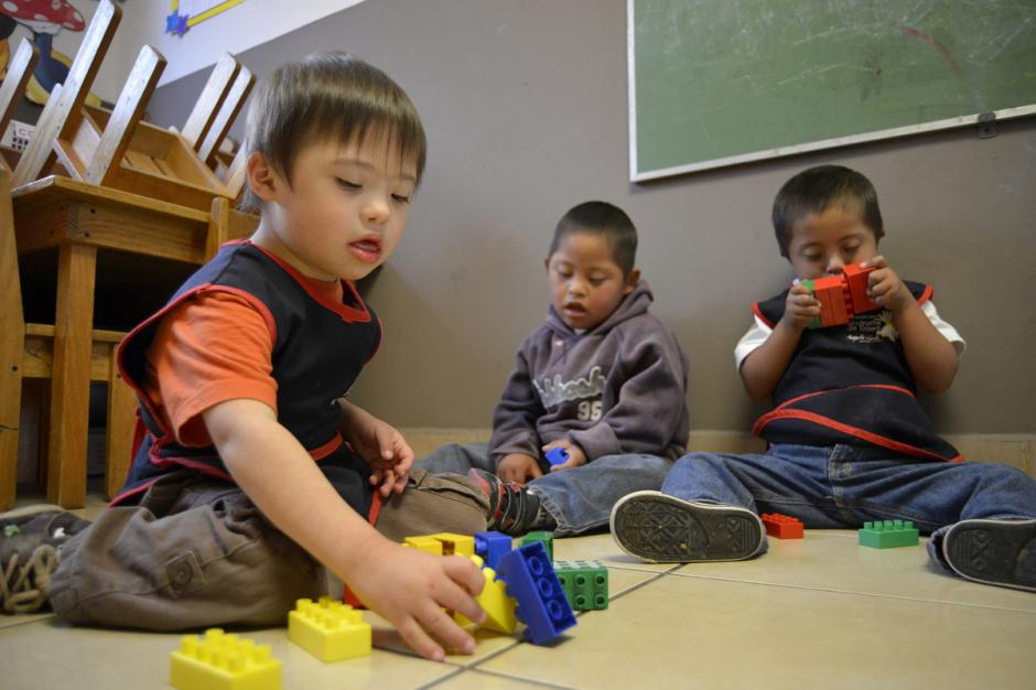 Los niños con Síndrome de Down pueden desarrollar varias destrezas. (Foto: Deccio Serrano/Soy502)