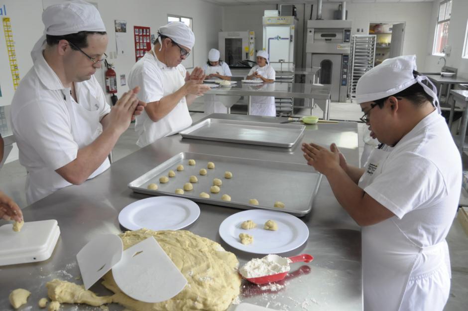 La Fundación Margarita Tejada busca la integración laboral de las personas con Síndrome de Down. (Foto: Deccio Serrano/Soy502)