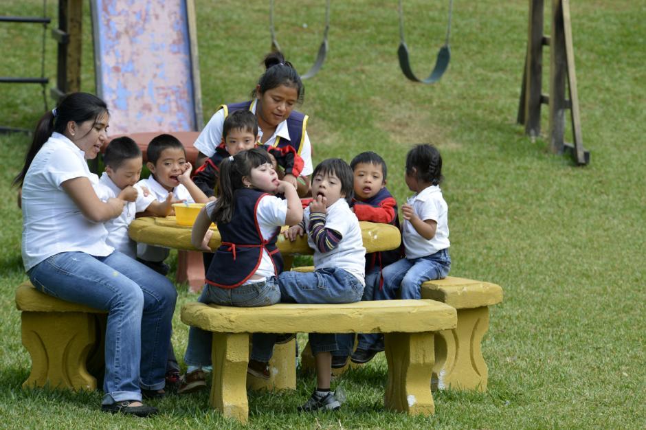Los niños con Síndrome de Down pueden tener sentido musical. (Foto: Deccio Serrano/Soy502)