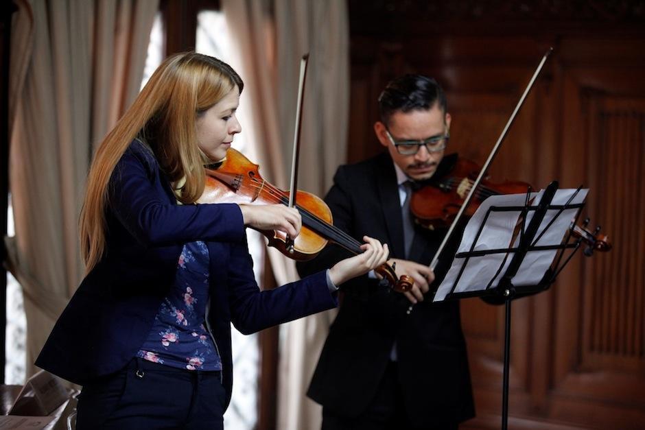 La Orquesta Sinfónica Nacional de Guatmala también inicia su serie de conciertos. (Foto: Ministerio de Cultura y Deportes)