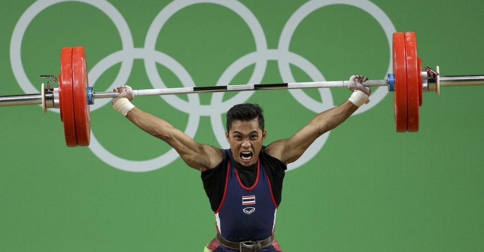 Kruaithong ganó la medalla de bronce en Río 2016. (Foto: EFE)