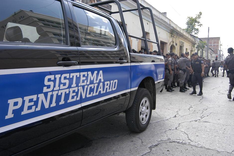 Resultado de imagen para sistema penitenciario guatemala