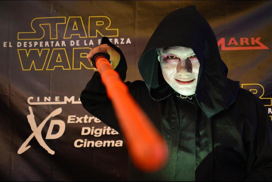 La saga de Star Wars acumula 7 películas y los fanáticos esperan una octava que verá la luz en diciembre. (Foto: Archivo/Soy502)