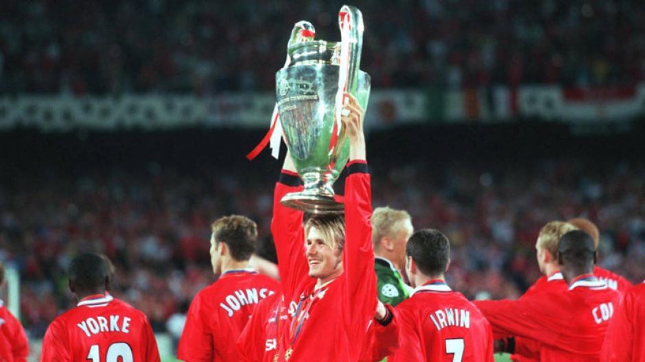 """Con en club inglés, """"Beck"""" alcanzó cerca de 12 títulos. (Foto: Sky Sports)"""
