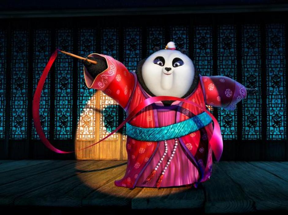 La cintaKung Fu Panda 3 se estrenará en enero. (Foto: Google)