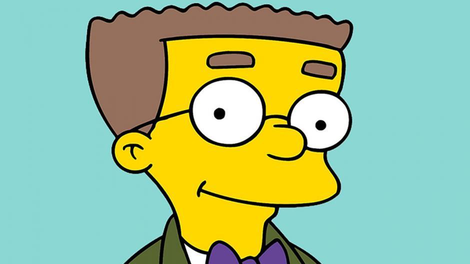 Smithers es el fiel empleado y acompañante del señor Burns. (Foto: elcalce.com)