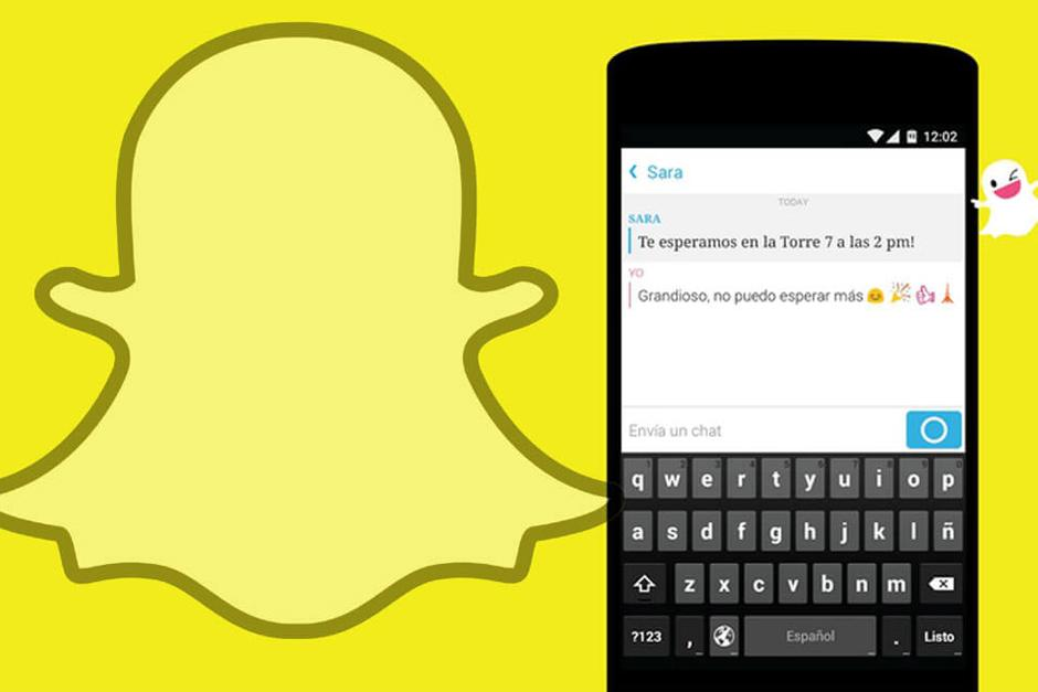 Snapchat encabeza la lista de las que herramientas que son iniciadas por el usuario. (Foto: Google)