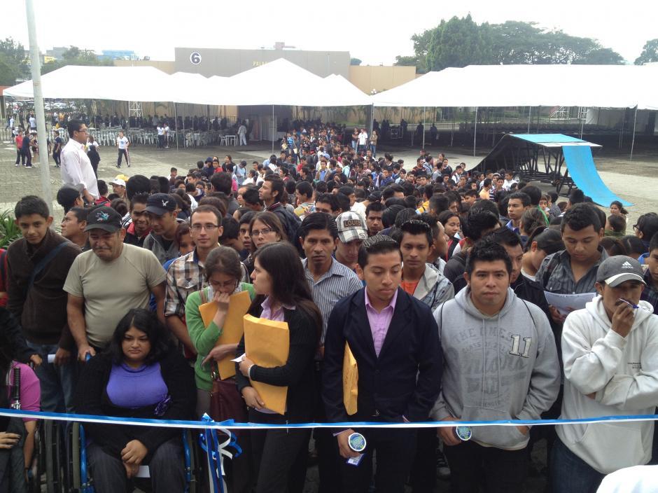 Los organizadores esperan la asitencia de unas 10 mil personas. (Foto: Mintrab)