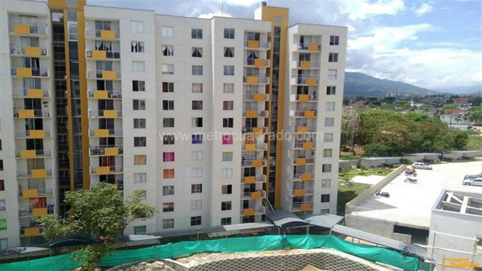 Este es el edificio del cual cayó el hombre en Colombia. (Foto: metrocuadrado.com)